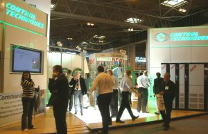CT 2006 stand